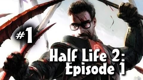 Half Life 2 Episode 1 Co-op w Nova & Ze Part 1