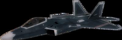 F-22A -Isara-