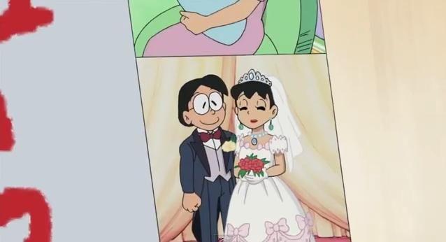 ไฟล์:Nobitashizukaweddingday.jpg