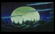 Forbidden Forest & Moon