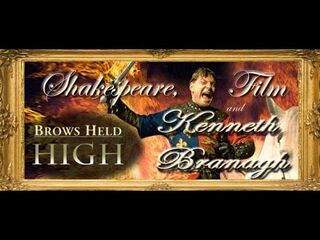 Shakespeare film branagh brows