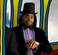 Black Willy Wonka