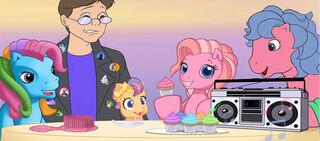 CR - Familiar Faces -57 My Little Pony Retrospective (G1-G3)