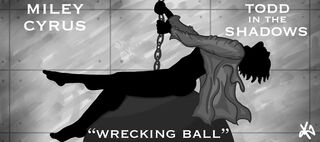Wrecking ball by thebutterfly-d6v6r1v