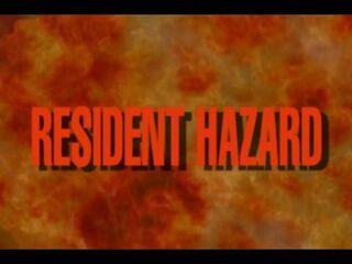 Resident hazard phelous