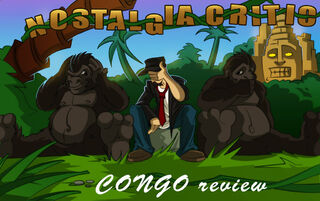 NC Congo review by MaroBot