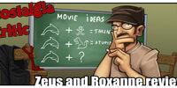 Zeus and Roxanne