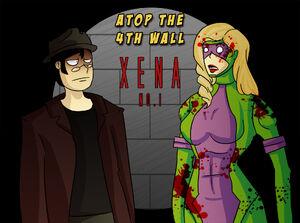 AT4W Xena No 1 by Masterthecreater
