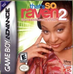 That's So Raven 2 Supernatural Style