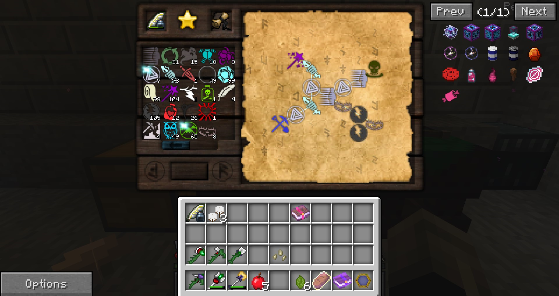 Ring Of Nutrition Thaumcraft Research