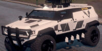 Chat All Terrain Attack Vehicle