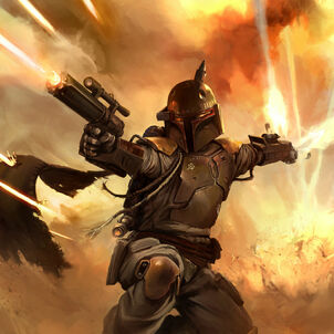 Zeta in combat