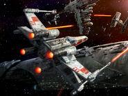 X-wing v die