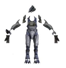 Experamental armor