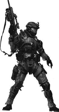 DMR armor