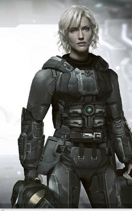 Jess armor