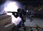 Combat chat