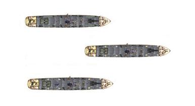 All 3 type Swift War Yatch
