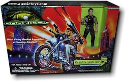 Rapid attack battle bike