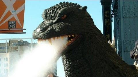 'Godzilla' Release Date Set