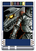 Trading Battle Mechagodzilla