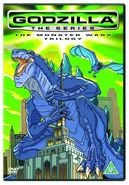 Godzilla The Series Monster Wars Trilogy DVD