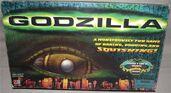 GODZILLA SQUISHING PLAY DOH GAME - Milton Bradley 1998 - Ex Condition!