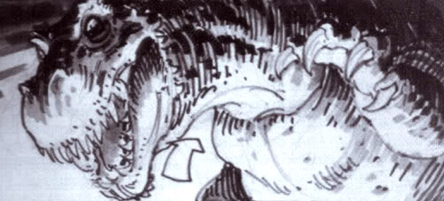 File:Story Boards for Steve Miner's proposed Godzilla film by William Stout1.jpg