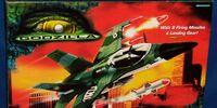 Godzilla - F/A-18 Hornet Strike Jet