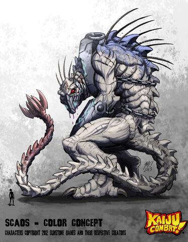 File:Kaiju combat scaos by kaijusamurai-d5umium.jpg