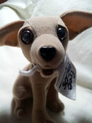 Yo Quiero Taco Bell Chihuahua Dog Toy Plush Here Lizard Lizard Godzilla 19983