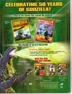 Godzilla Lot G-fan Magazine