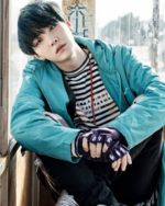 Suga You Never Walk Alone2