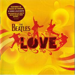 LOVE europe cd