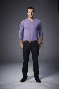 Philip McAdams Season One Promotional Image