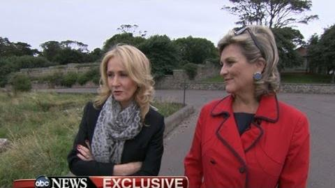 J.K. Rowling 'The Casual Vacancy' Interview Excerpt Author Reads on 'GMA'