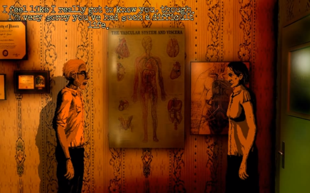 File:Doctor X approaching Susan in the hallway.png