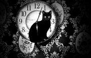 Teacup Theme, clock
