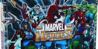 Marvel Heroes Chess
