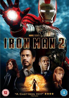 Iron Man 2 DVD