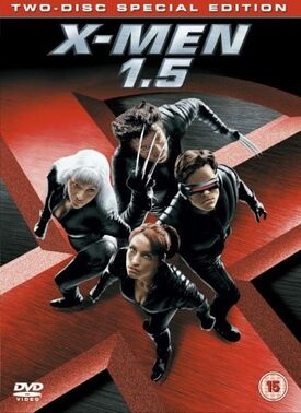 X-Men 1.5 Two-Disc Special Edition DVD
