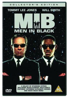 Men in Black Collector's Edition DVD