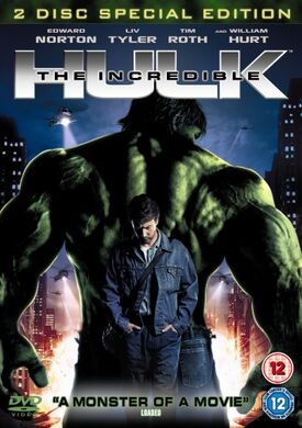 The Incredible Hulk 2 Disc Special Edition DVD