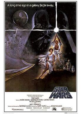 Star Wars Episode IV - A New Hope Poster