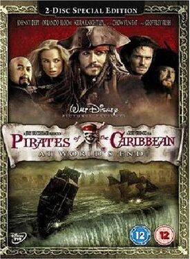 Pirates of the caribbean at worlds end 2 disc special edition