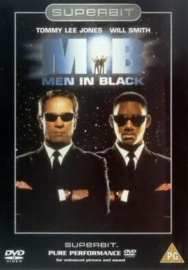 Men in Black Superbit DVD