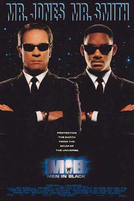 Men in Black Poster