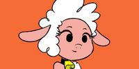 Leggy Lamb