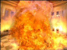 Elemental Ball and Blast Effect