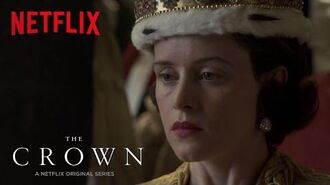 The Crown Featurette The Weight of the Crown Netflix